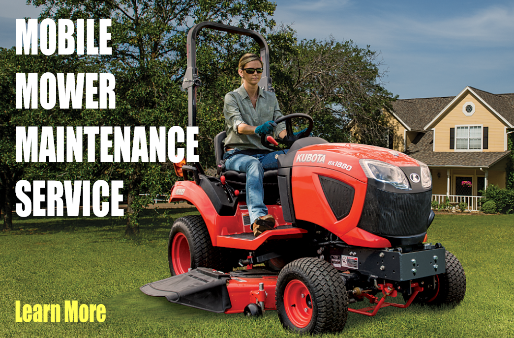 Mobile Mower Maintenance Service