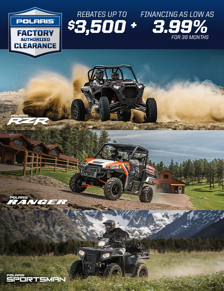 Polaris Sales Event