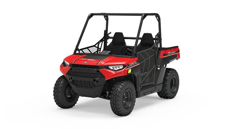 2018 Polaris Ranger 150 Solar Red