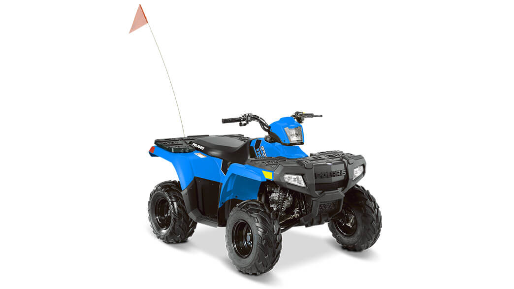 2018 Polaris Sportsman 110 Velocity Blue