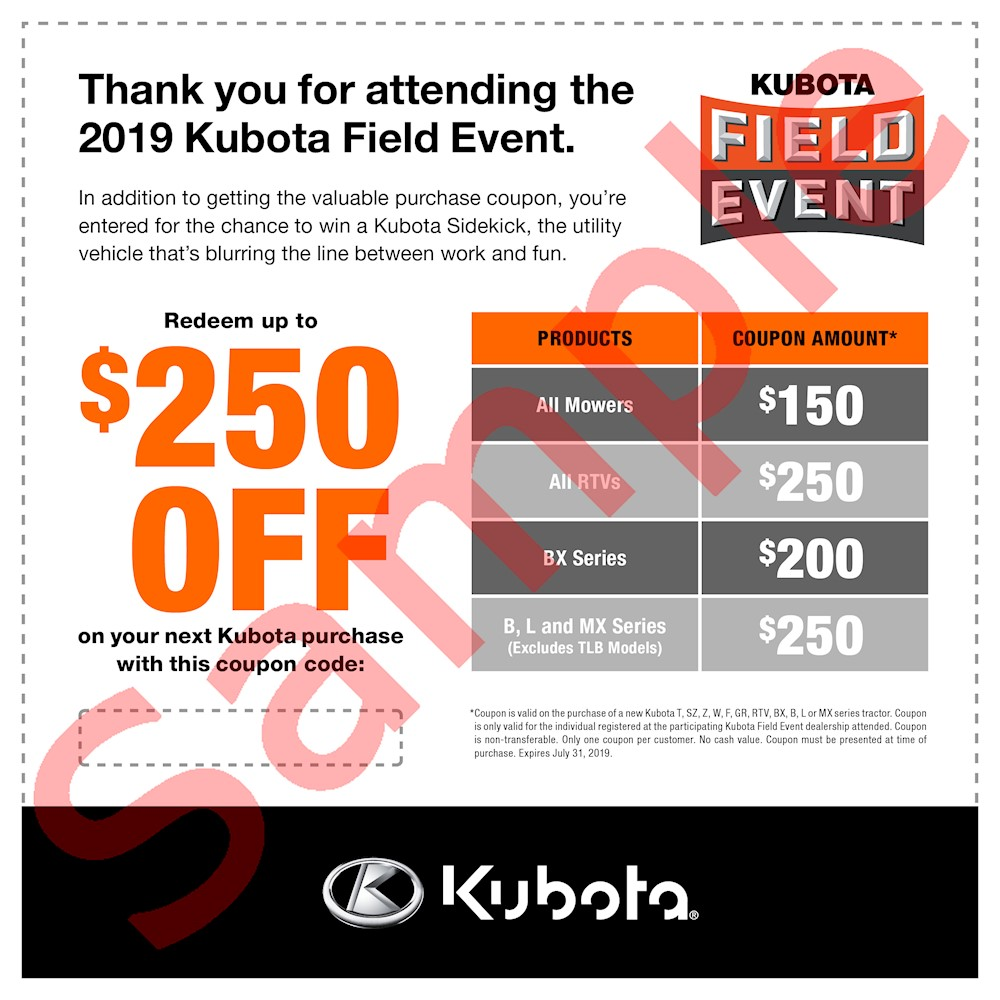KFE Digital Coupon Sample